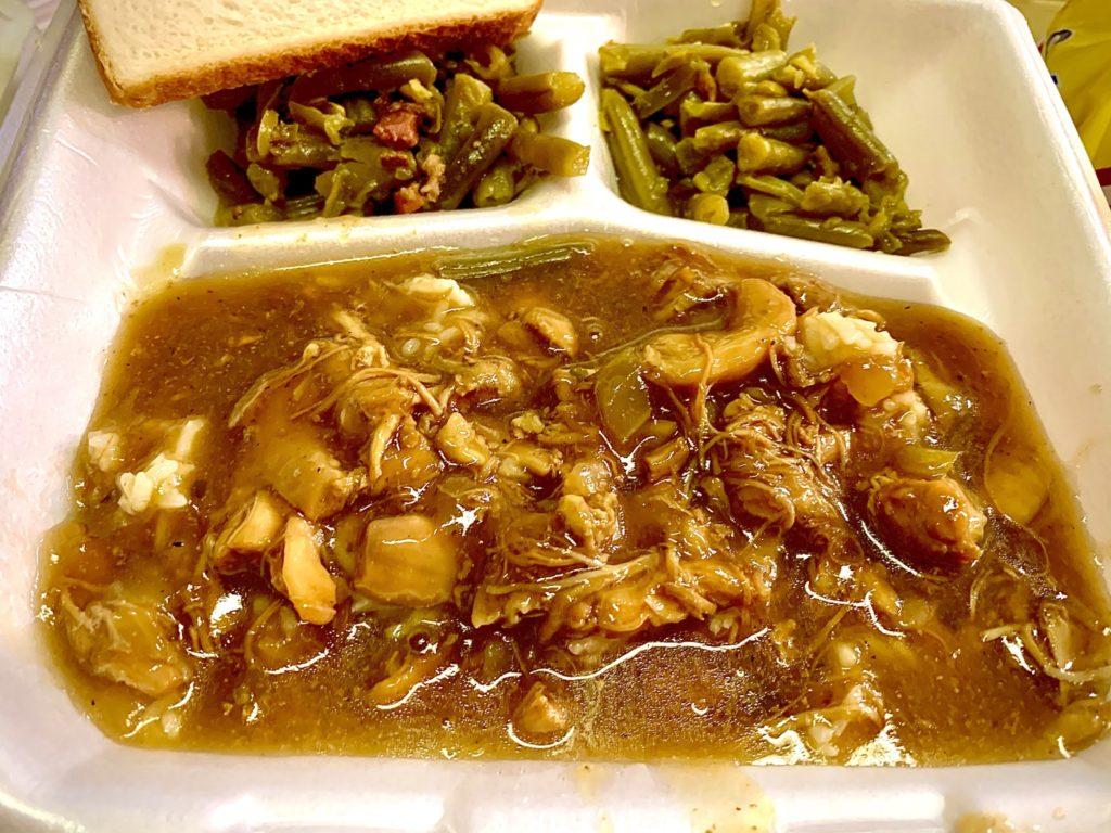 Thrusday Special: Chicken Stew