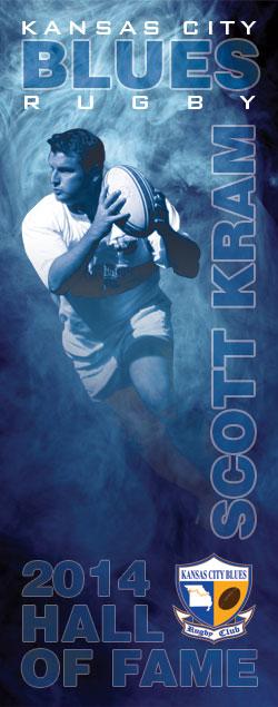 2014 Kansas City Blues Hall of Fame, Scott Kram