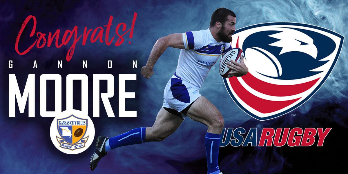 Gannon Moore to Represent USA Eagles