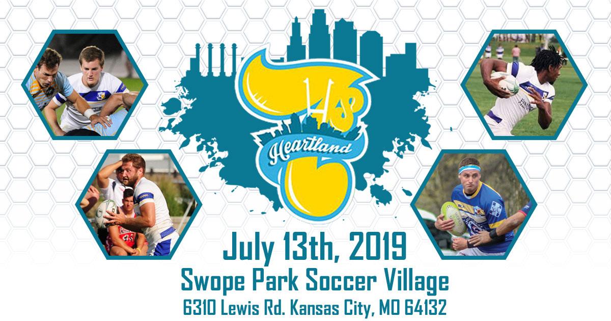 Results: Heartland 7s Tournament – 07/13/19