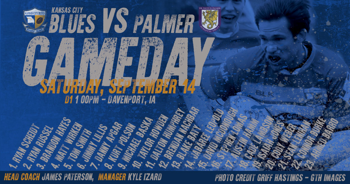 Results: Kansas City Blues vs Palmer