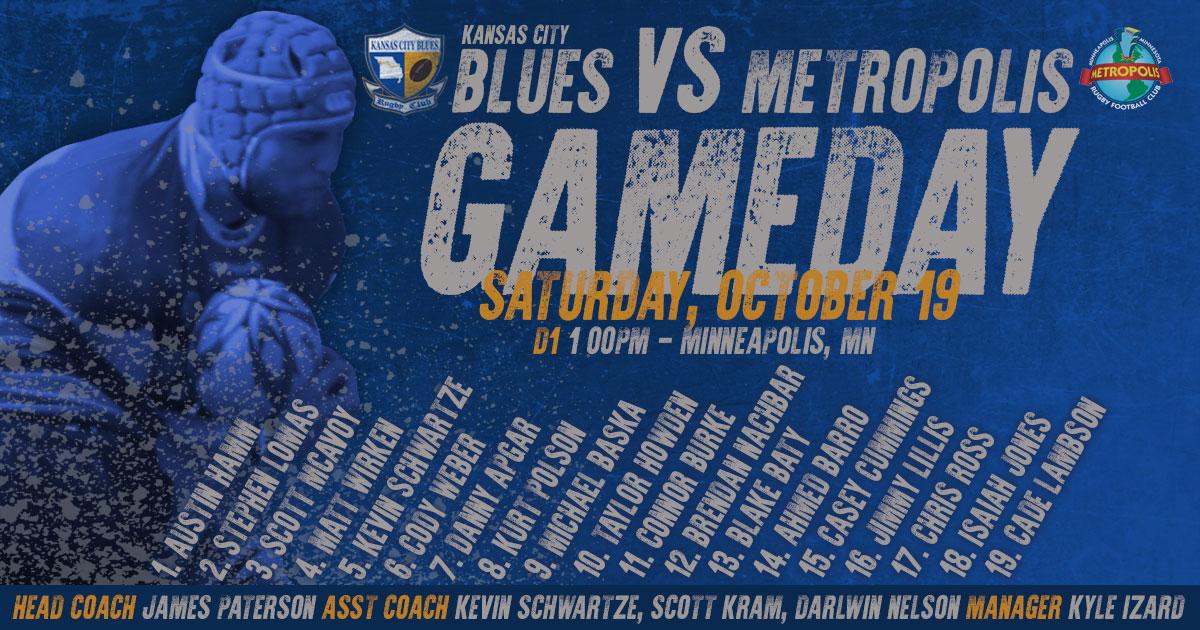 Results: Kansas City Blues vs Metropolis