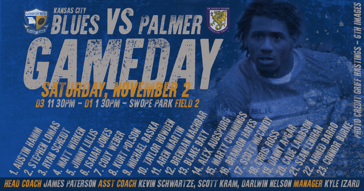 Results: Kansas City Blues vs Palmer