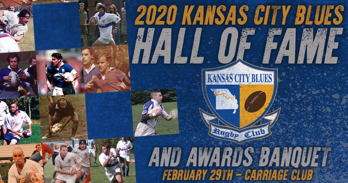 2020 KC Blues Hall of Fame and Awards Banquet