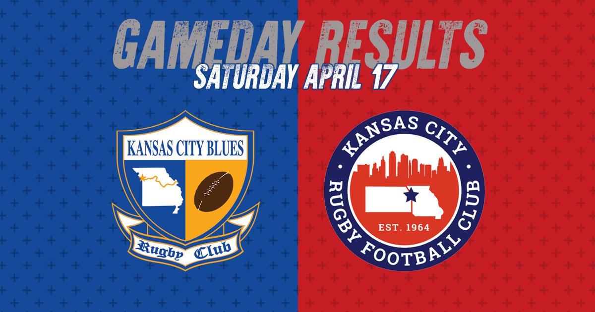 Results: Kansas City Blues vs Kansas City RFC