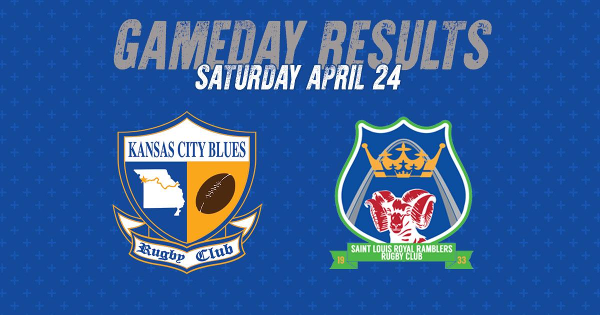 Results: Kansas City Blues vs St. Louis Royal Ramblers
