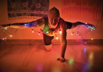 Christmas Style Yoga