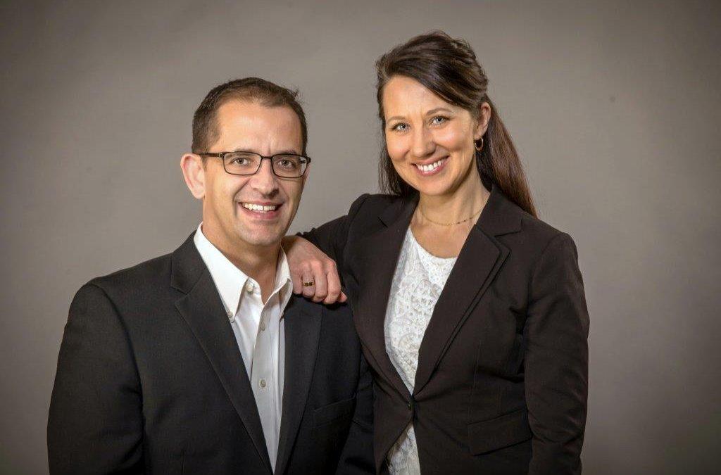 Get to know Curt & Amy Beilke