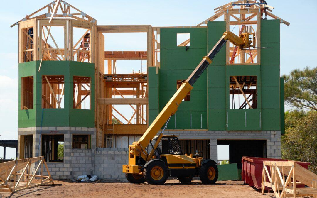 The Higher Returns Of Ground-Up Real Estate Investments