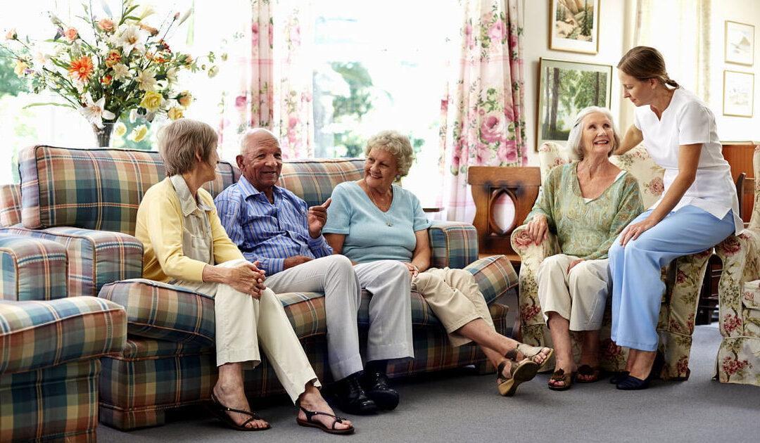 The Higher Returns Of Ground-Up Senior Housing