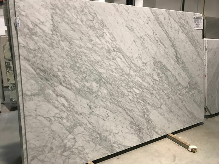 Bianco Carrara 3cm HONED Marble