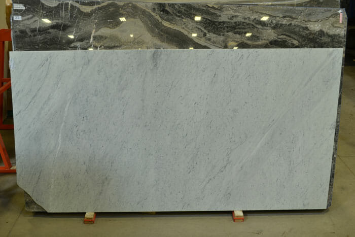 Bianco Carrara 'C' 2cm Polished Marble