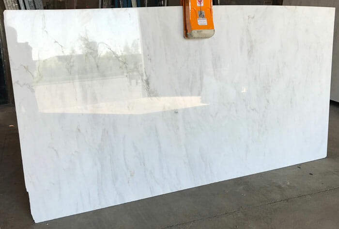 Bianco Lasa Fantastico 2cm Polished Marble