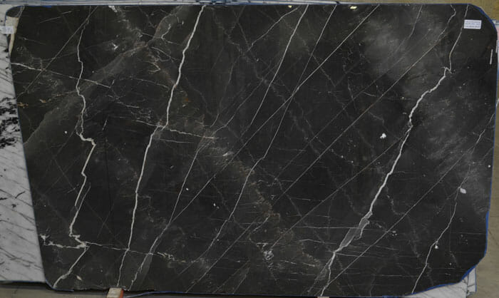 Calacatta Black 2cm Polished Marble