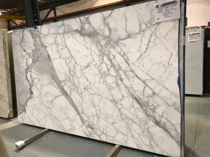 Calacatta Macchia Vecchia 2cm Polished Marble
