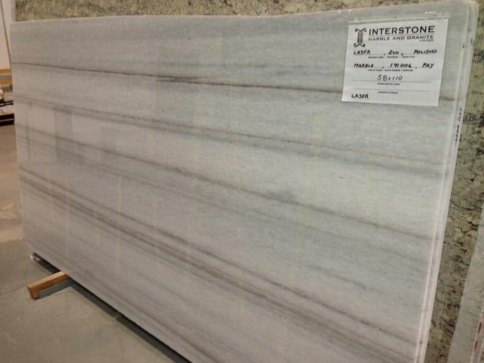 Laser Marble 2cm Polished Marble