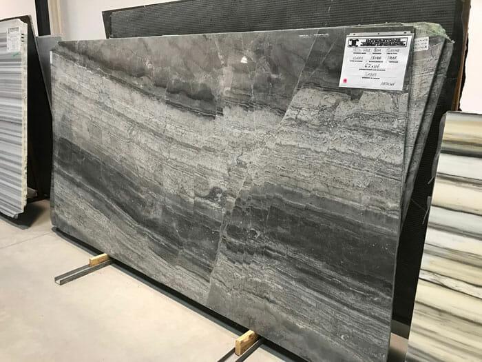 Metal Wave 2cm Polished Marble