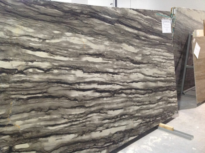 Sequoia Brown 2cm Leathered Marble