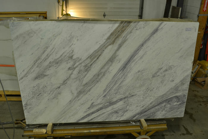 Shadow Storm 2cm Polished Marble
