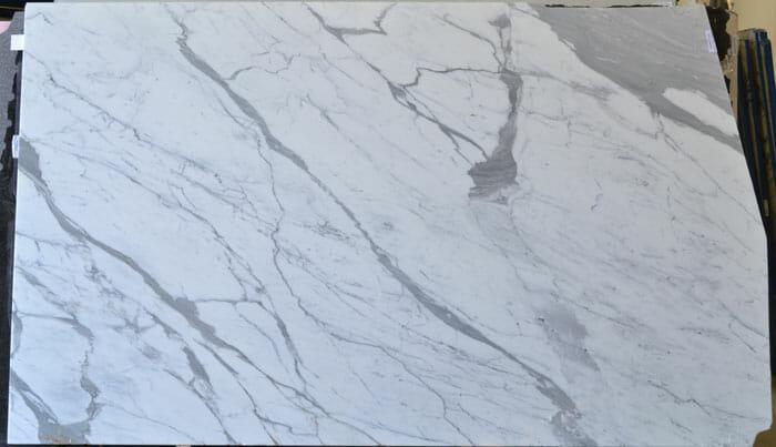 Statuario 2cm Polished SCS Marble