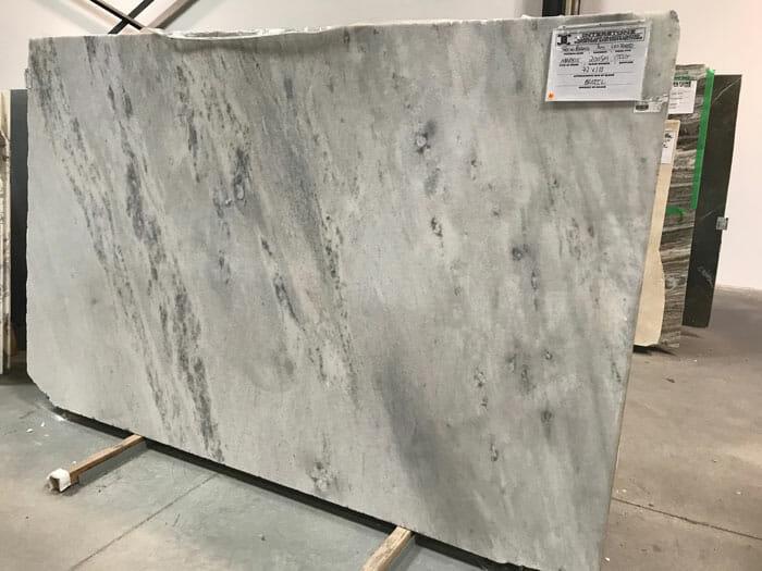 Tessoro Bianco 3cm LEATHERED Marble