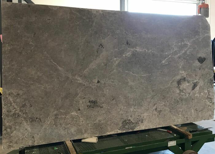 Tundra Grey 2cm HONED Marble