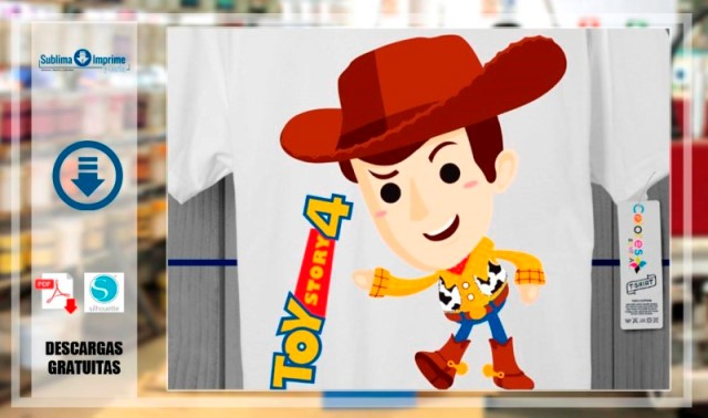 VECTOR TOY STORY 4