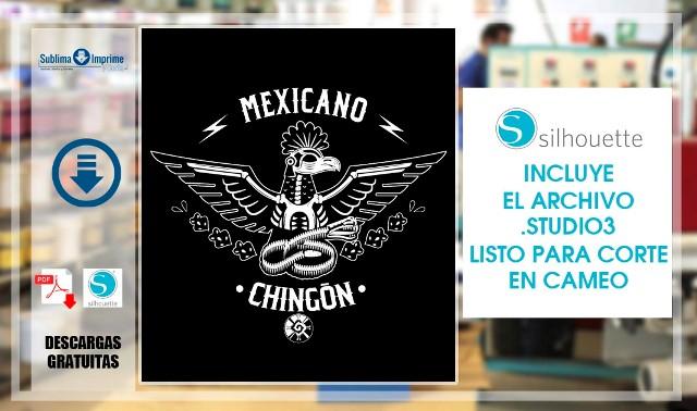 mexicano chingon