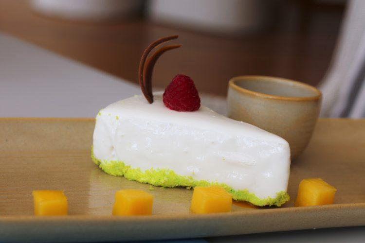 Azure Cheesecake