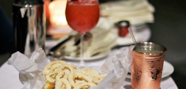 WAHM food - calamari