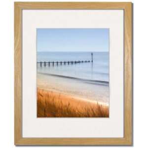 Coastal Wood Natural Frame