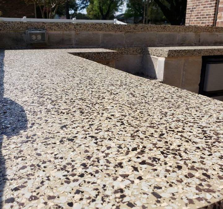 Outdoor Patio & Counter Top Renovations