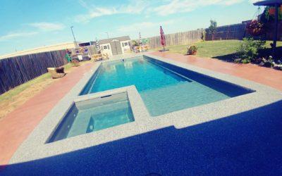 Renovating a Swimming Pool Deck