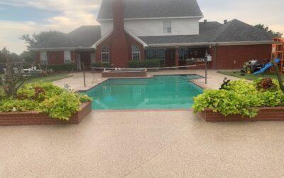 Back Patio & Pool Deck – 08.13.21