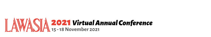 LAWASIA 2021 Virtual Annual Conference