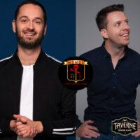 Étienne Dano et Alex Roy seront en spectacle au Momos Comédie de la Taverne Grande-Allée