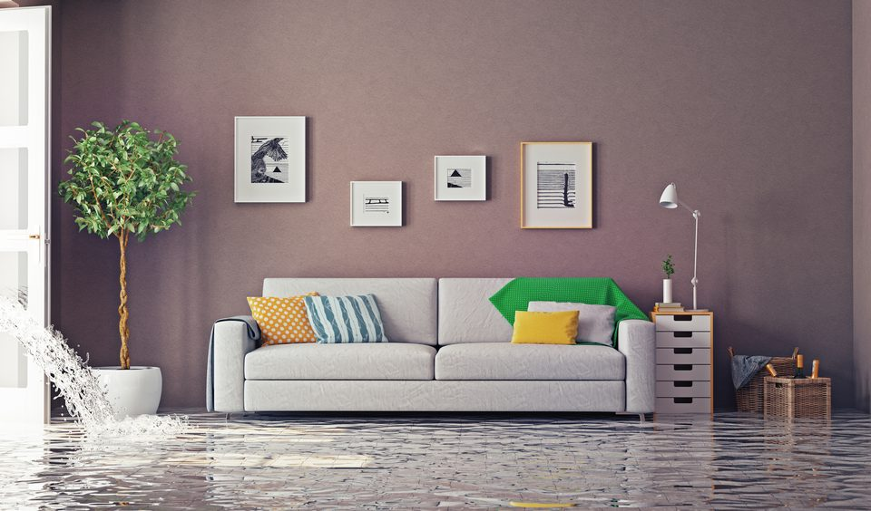 What To Do When Your Home is Flooded with Rain Water