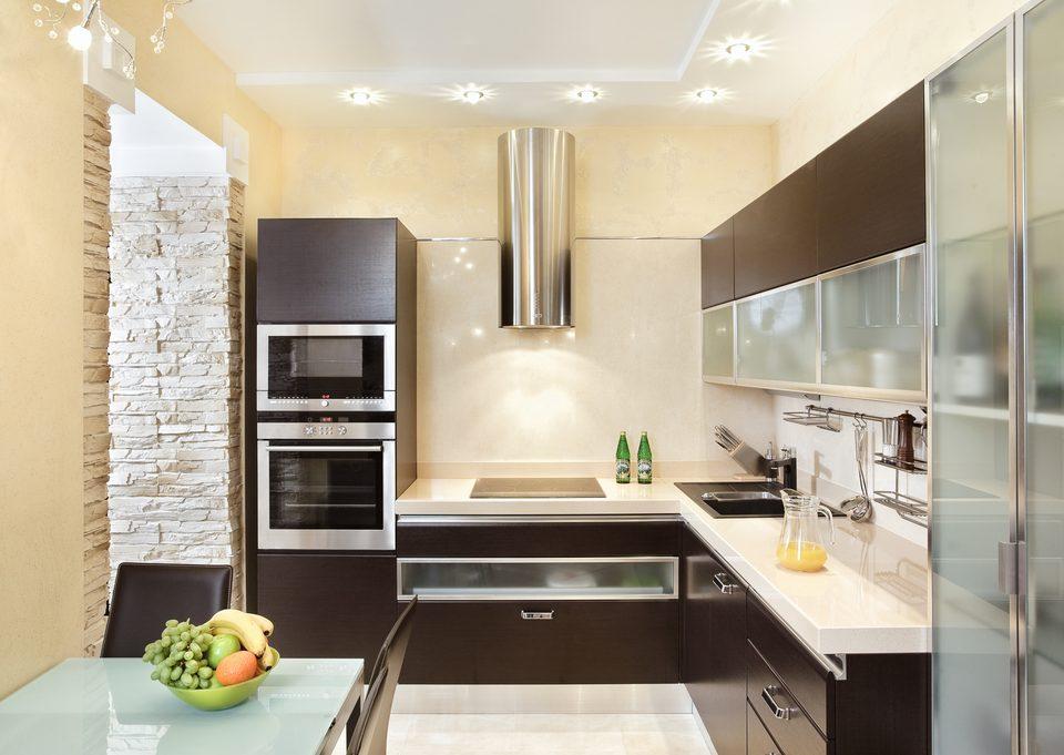 small kitchen upgrade
