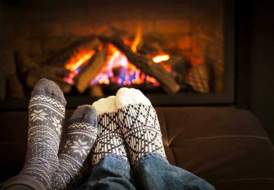 preparing home winter