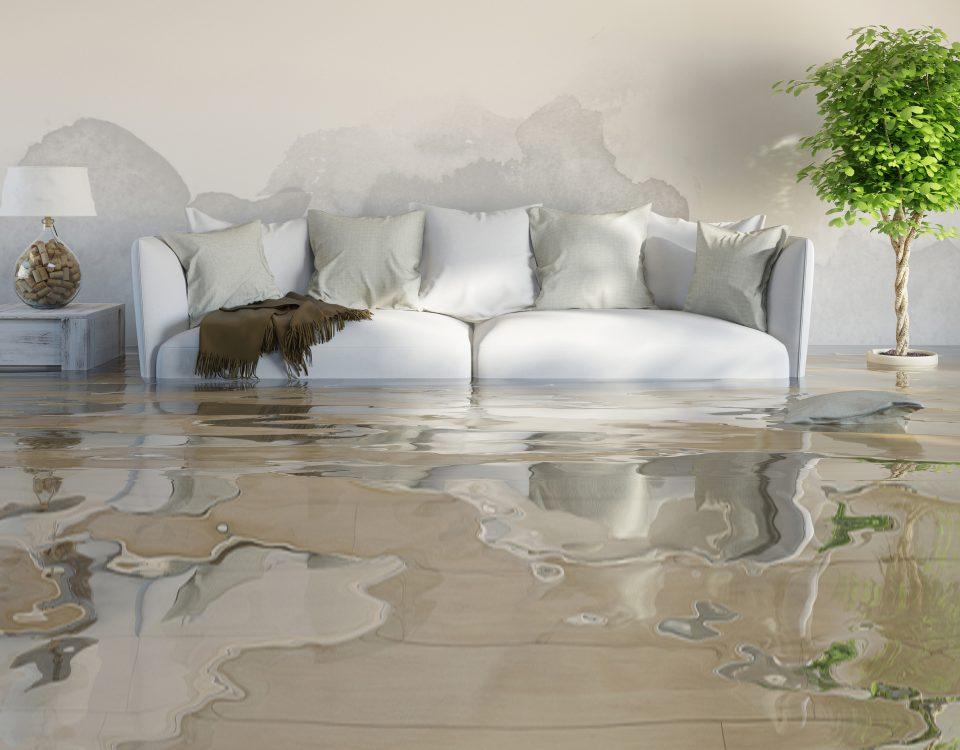 Flooding Damage Restoration Utah