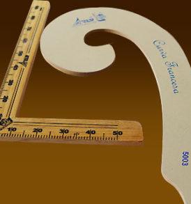 Paquete mini L y curva francesa