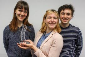 Silents Roar 1st Prize Winners