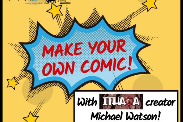 Ithaqa Comic Book Workshop