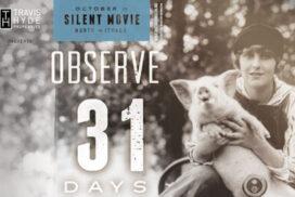 Silent Movie Month
