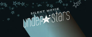 Silent Movie Under the Stars