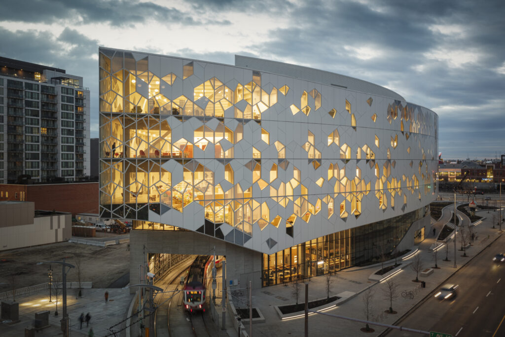 The Calgary Central Library starts a new chapter