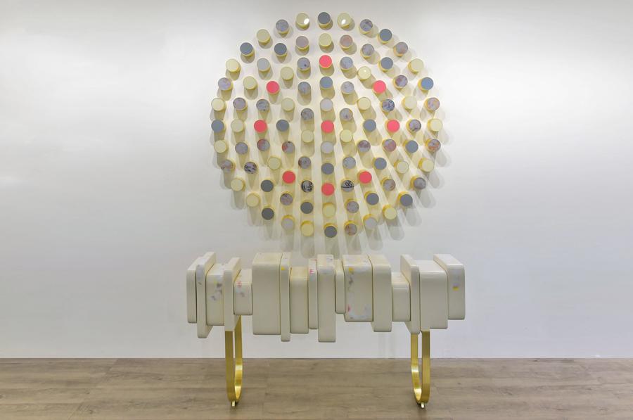 Polished and Edgy, Samantha Sandbrook's Art Represents the Reality of Contemporary Life