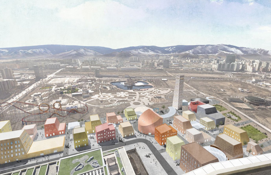 Can One Project Change a City and a Country?
