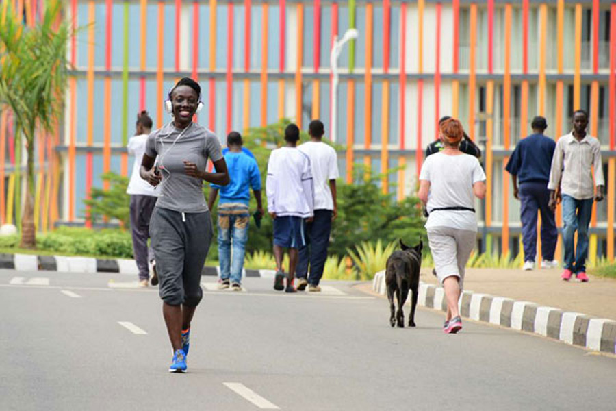 What Cities Are Learning From Kigali