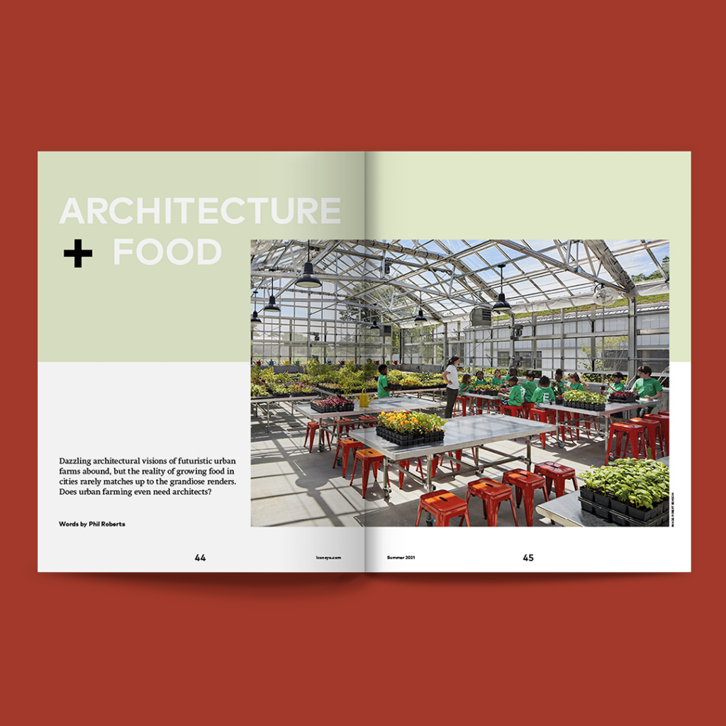 Architecture and Food